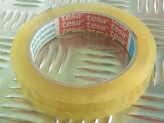Tesa Film transparent 19mm x 66m